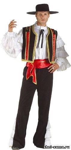 Національний іспанський костюм - Іспанія - Національний одяг - Все ... 76846e936f8c0